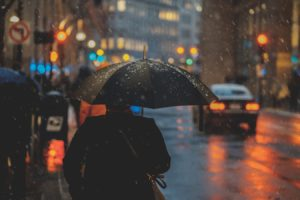 Best Rain Hashtags