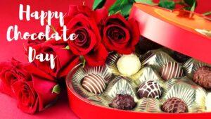 Happy Chocolate Day Captions